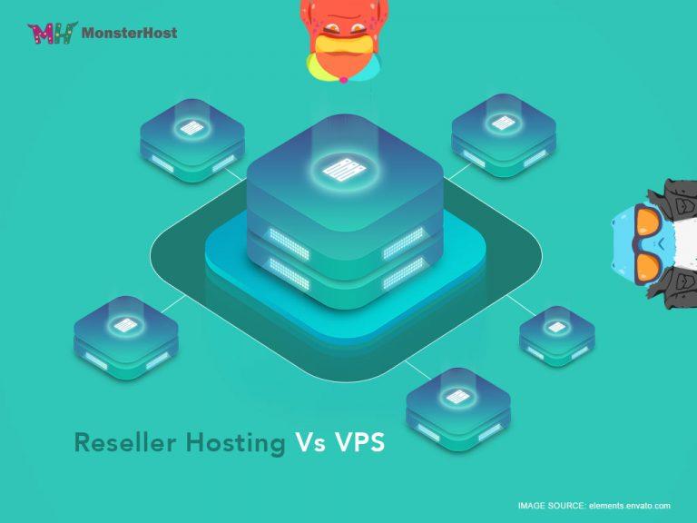 Reseller Hosting Vs VPS - Image #1