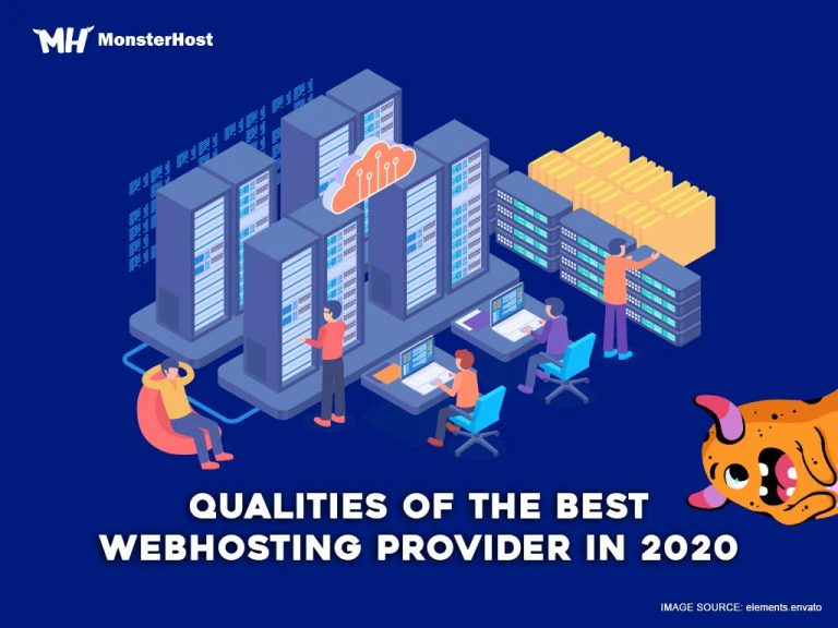 9 Qualities of the Best Webhosting Provider in 2020 - Image #1