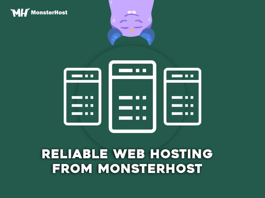 choose a web hosting monster