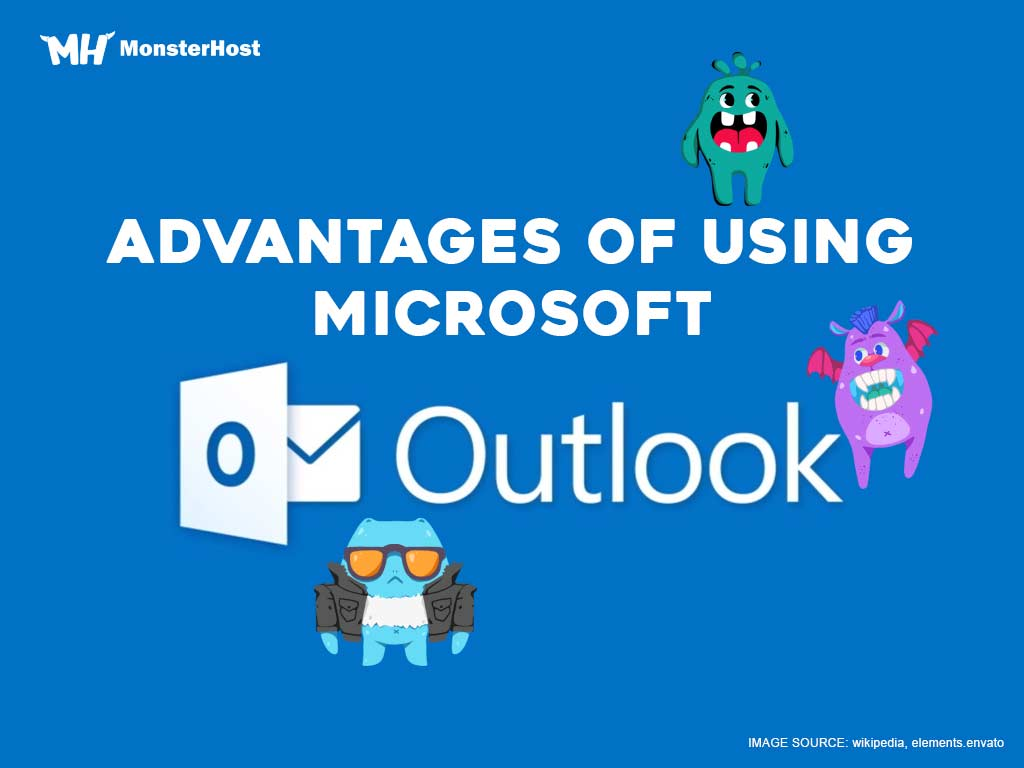 advantages of using microsoft outlook