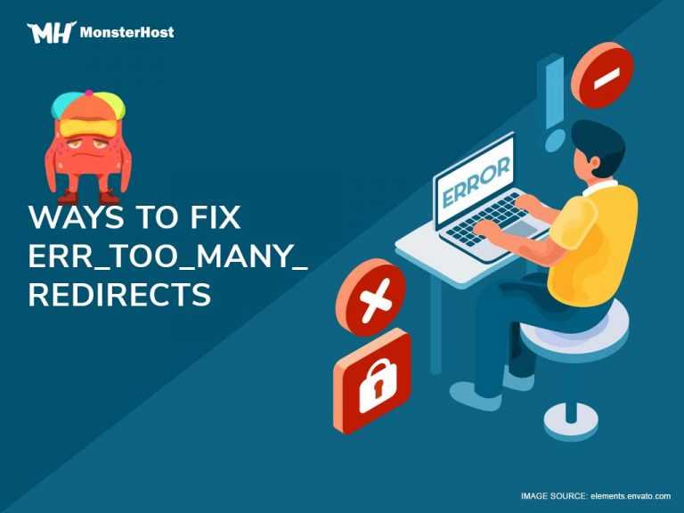 7 Ways to Fix err_too_many_redirects - Image #1