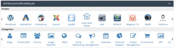 cpanel_web_applications