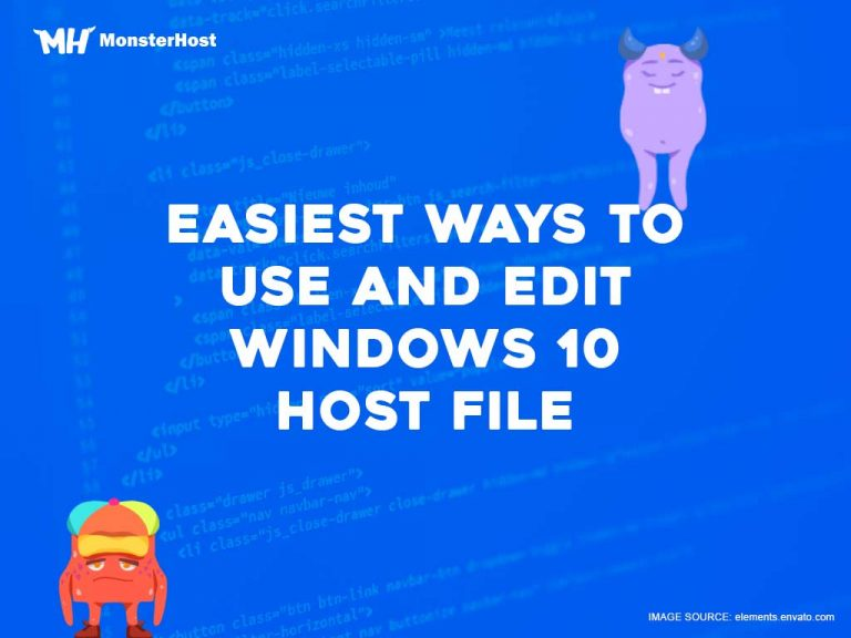 Easiest Ways To Use And Edit Windows 10 Hosts File - Image #1
