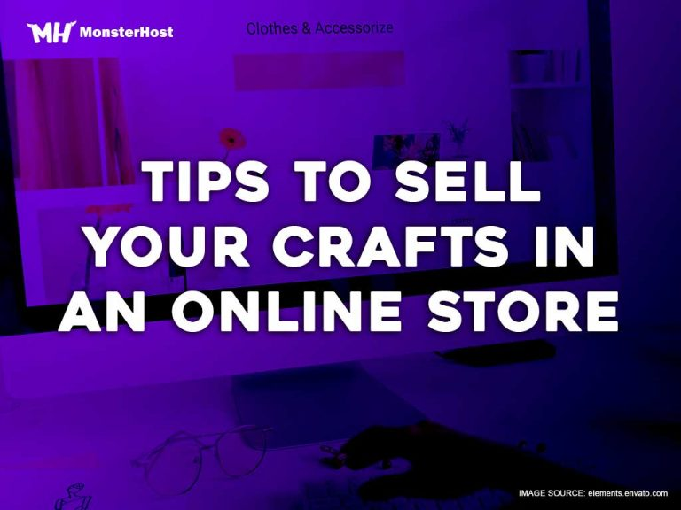 7 Tips to Sell Your Crafts in an Online Store - Image #1