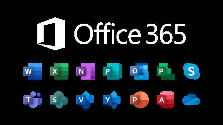Office 365 Header