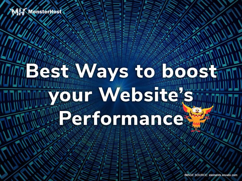 Website performance