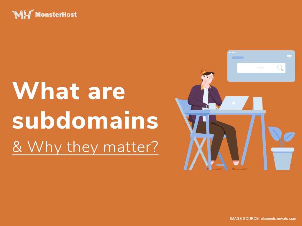 Sub domains