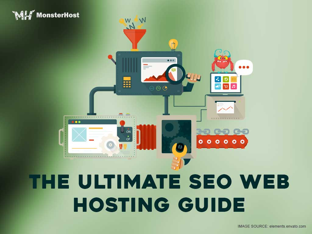 The Ultimate SEO Web Hosting Guide - Image #1