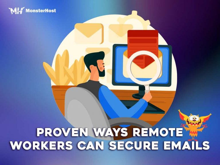 5 proven ways remote workers can secure emails - Image #1