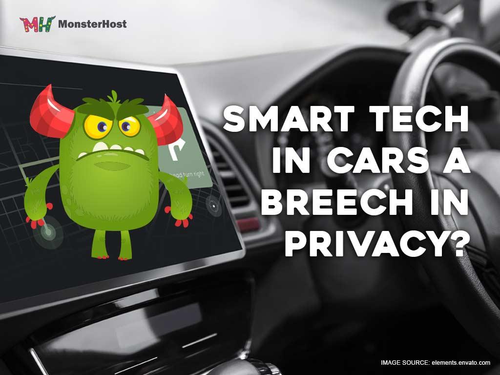 Smart Tech in cars a Breach in Privacy? - Image #1